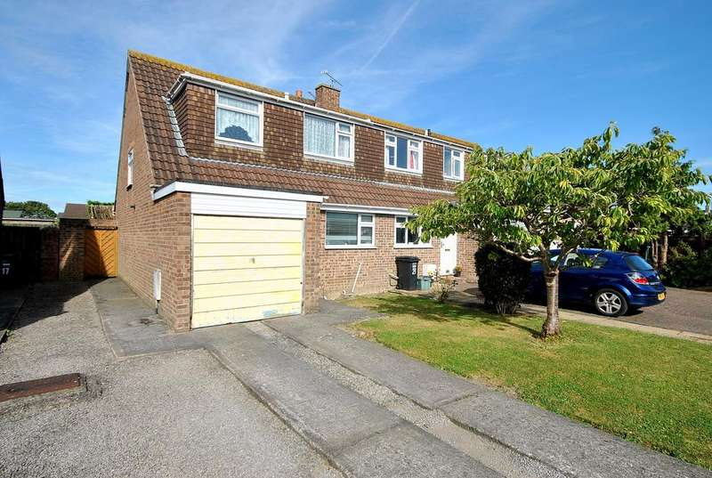 3 Bedrooms House for sale in Fulmar Road, Worle, Weston-Super-Mare