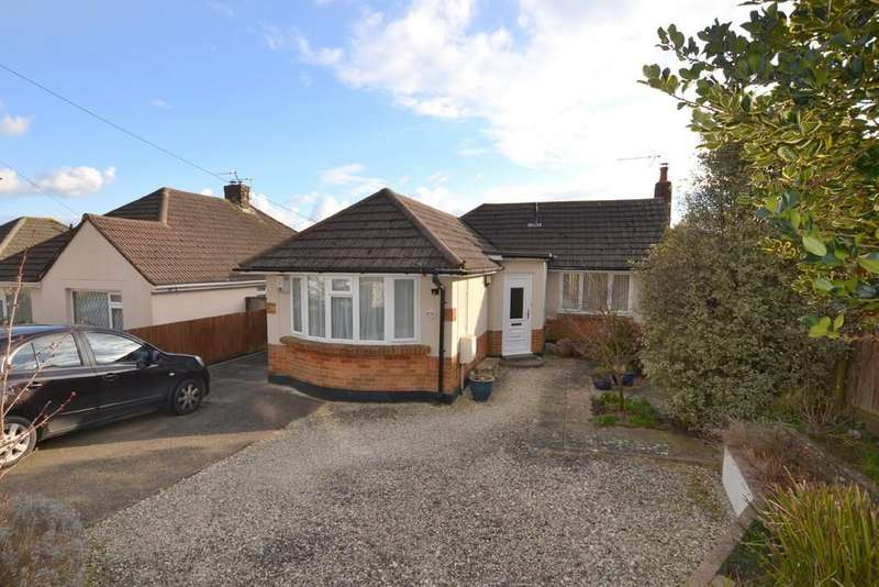 2 Bedrooms Detached Bungalow for sale in Eastlake Avenue, Parkstone, Poole