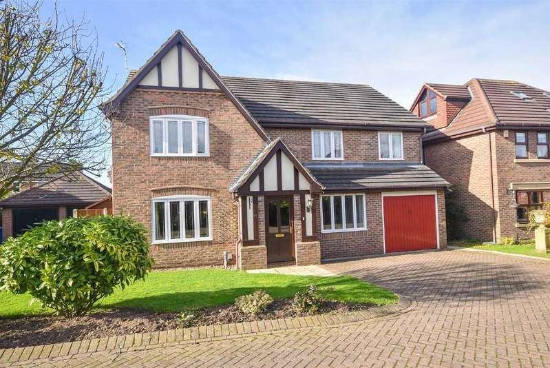5 Bedrooms Detached House for sale in Greenburn Close, Gamston, Nottingham