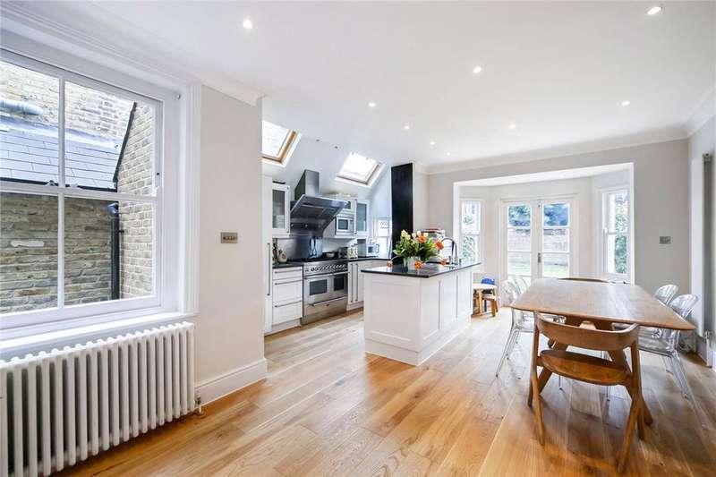 5 Bedrooms Terraced House for sale in Langthorne Street, London, SW6