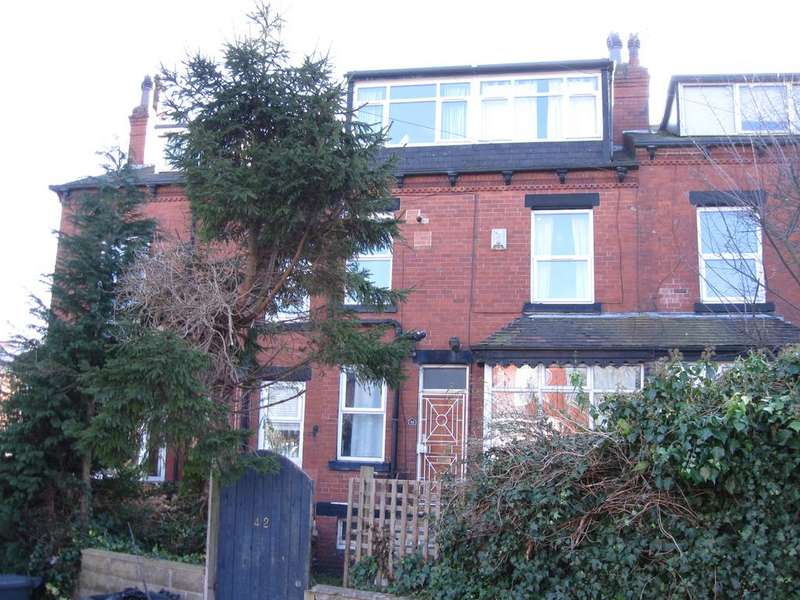 3 Bedrooms Terraced House for sale in Beechwood Crescent, Leeds LS4