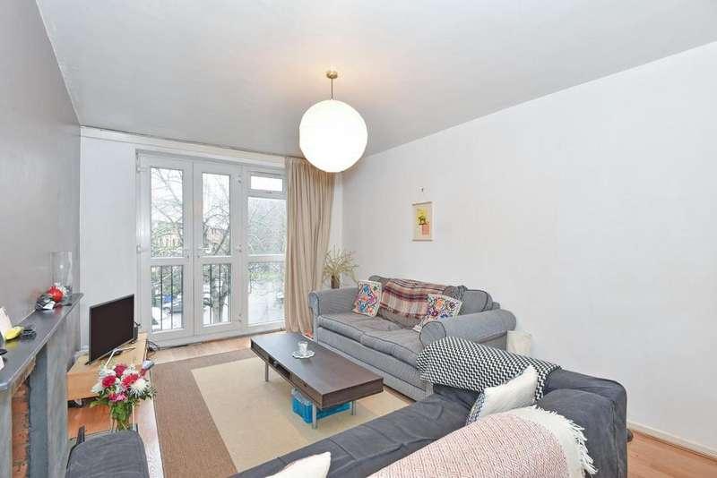 2 Bedrooms Flat for sale in Garden Row, Elephant Castle
