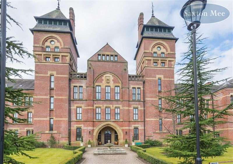 2 Bedrooms Apartment Flat for sale in Kingswood Hall, Wadsley Park Village, Sheffield, S6