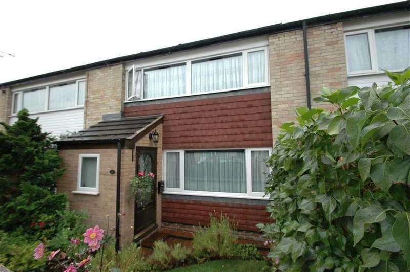 2 Bedrooms Terraced House for sale in Fairford Road, Lache, Chester