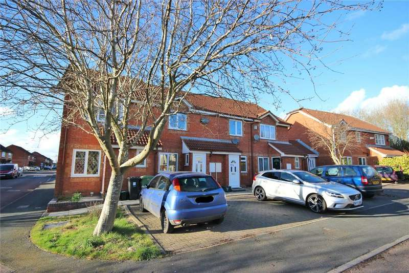 2 Bedrooms Terraced House for rent in Ormonds Close, Bradley Stoke, Bristol, BS32