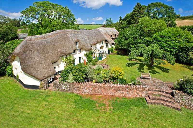 6 Bedrooms Detached House for sale in Blagdon, Near Totnes, Devon, TQ3