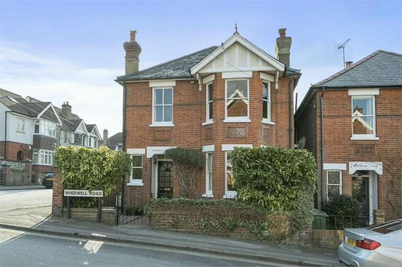 4 Bedrooms Detached House for sale in 28 Wherwell Road, Guildford, Surrey