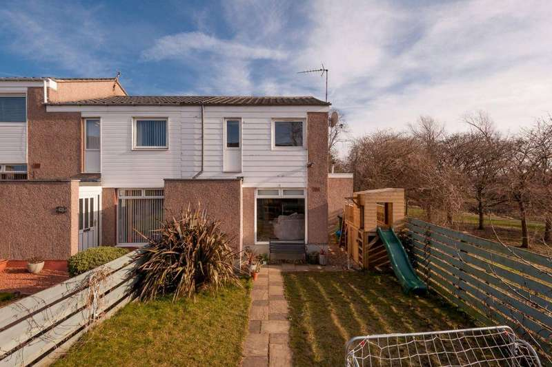 3 Bedrooms End Of Terrace House for sale in 88 Northfield Drive, Edinburgh, EH8 7RF