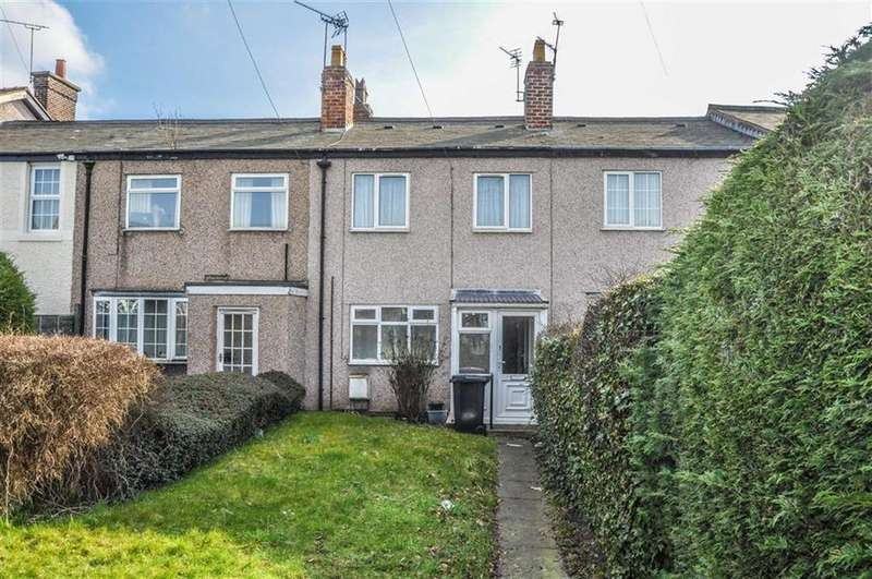 3 Bedrooms Terraced House for sale in High Street, Saltney, Chester, Chester