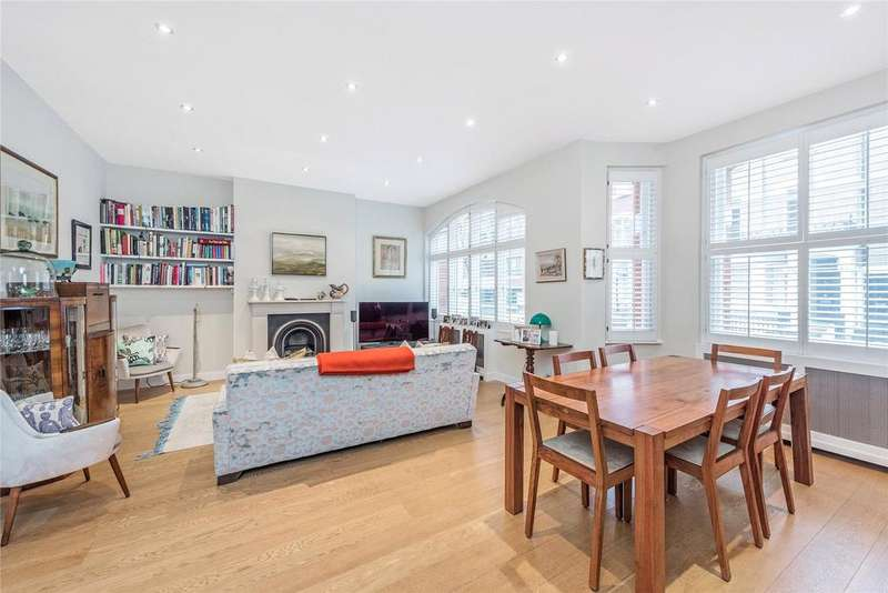 4 Bedrooms Apartment Flat for sale in Drayton Court, Drayton Gardens, London, SW10