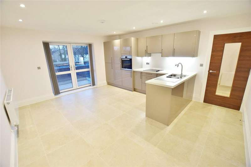 2 Bedrooms Apartment Flat for sale in Windmill Place, Bushey Heath, Bushey, Hertfordshire, WD23