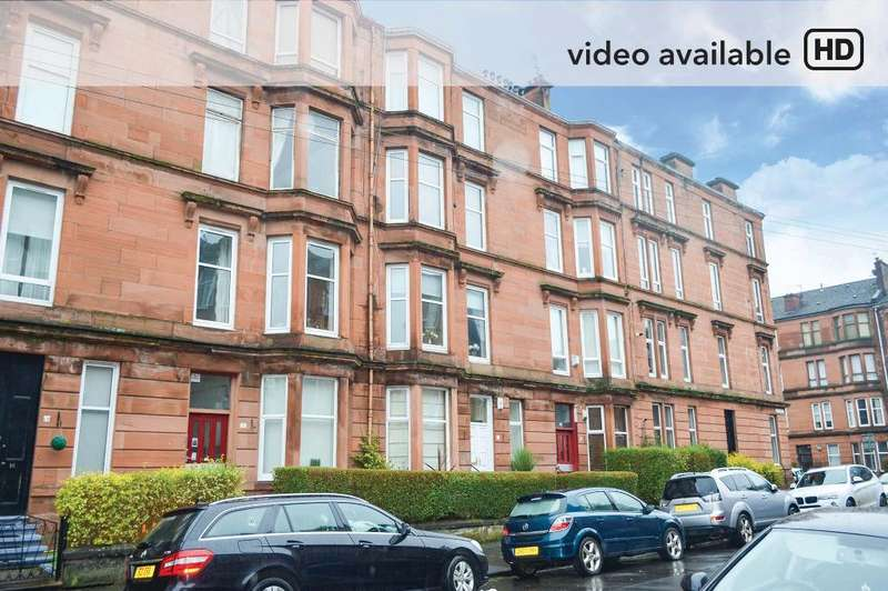 2 Bedrooms Flat for sale in Westclyffe Street, Flat 1/2, Shawlands, Glasgow, G41 2EE