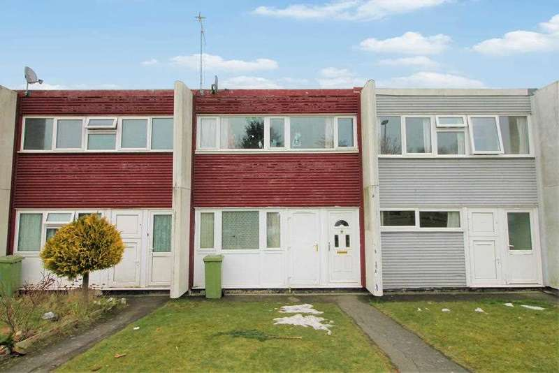 2 Bedrooms Terraced House for sale in The Hide, Milton Keynes