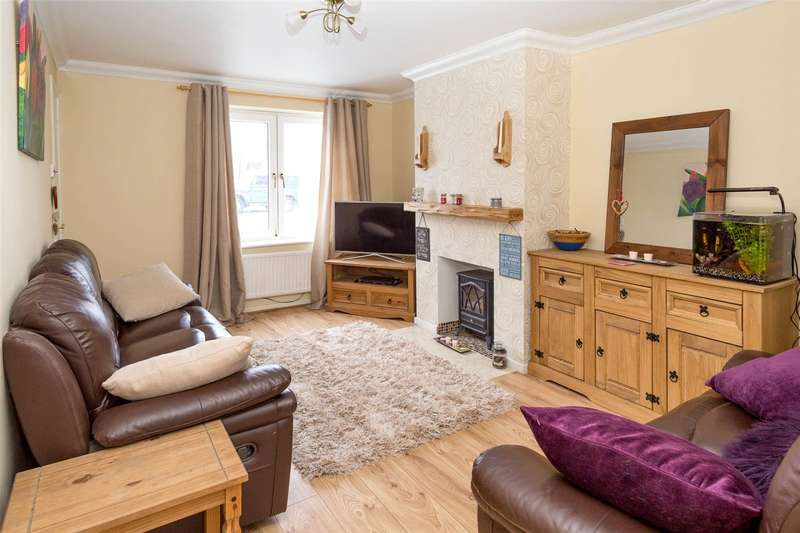 2 Bedrooms Semi Detached House for sale in Oak Road, North Duffield, Selby, YO8