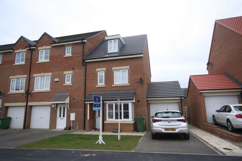 4 Bedrooms Terraced House for sale in Mulberry Wynd, Stockton-On-Tees, TS18