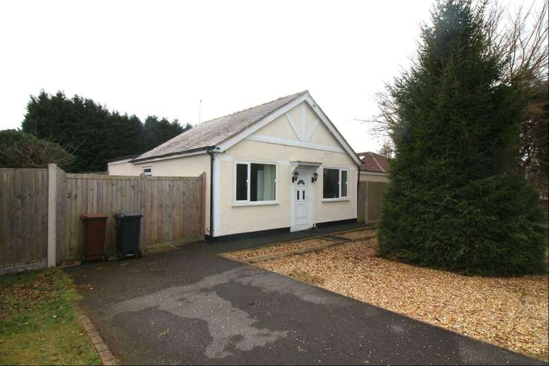 3 Bedrooms Detached Bungalow for sale in Sealand Road, Sealand, Deeside, CH5