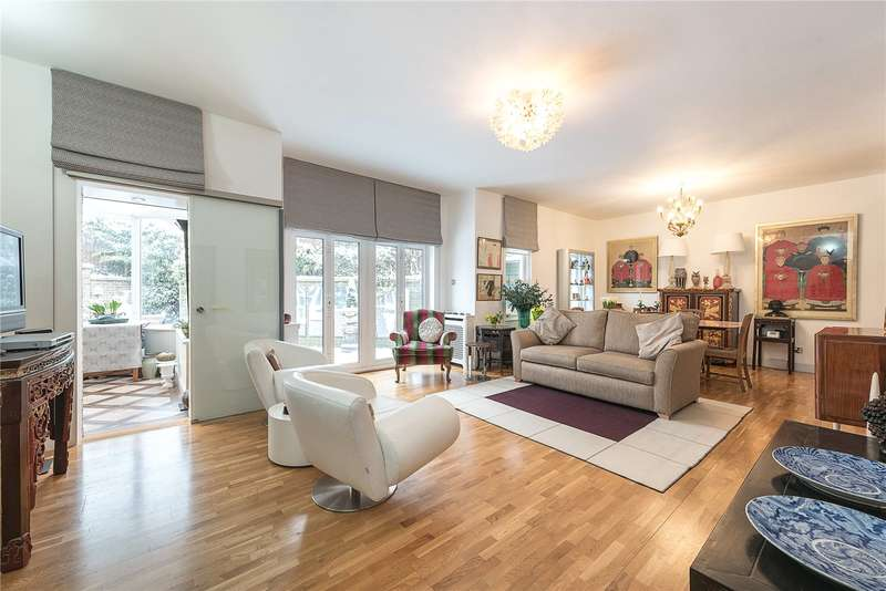 3 Bedrooms Semi Detached House for sale in Vale of Health, Hampstead, London, NW3