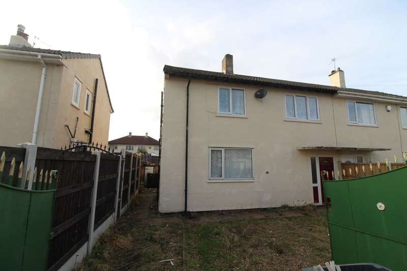 3 Bedrooms Semi Detached House for sale in Dearne Road, Bolton-Upon-Dearne, Rotherham, S63