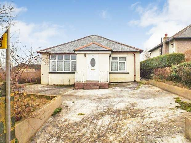 2 Bedrooms Detached Bungalow for sale in Oakworth Road, Keighley, West Yorkshire