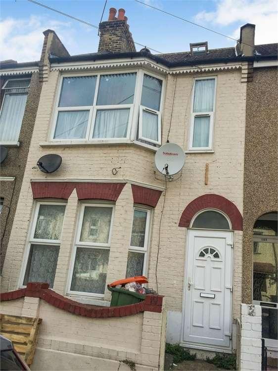1 Bedroom Flat for sale in Charlemont Road, London