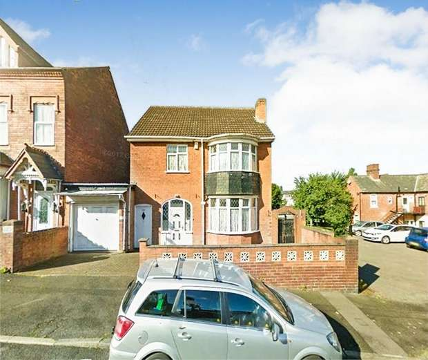 3 Bedrooms Detached House for sale in Green Street, Smethwick, West Midlands