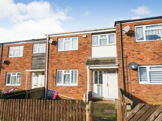 3 Bedrooms Terraced House for sale in Shaw Road, Grantham, Lincolnshire