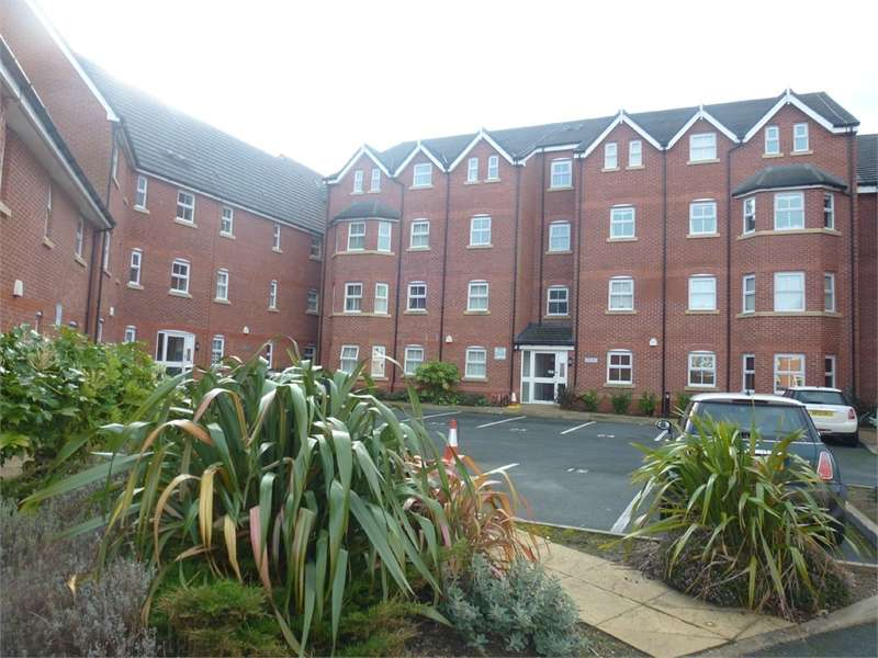 2 Bedrooms Flat for rent in Bethany Court, Moss Hey, Wirral