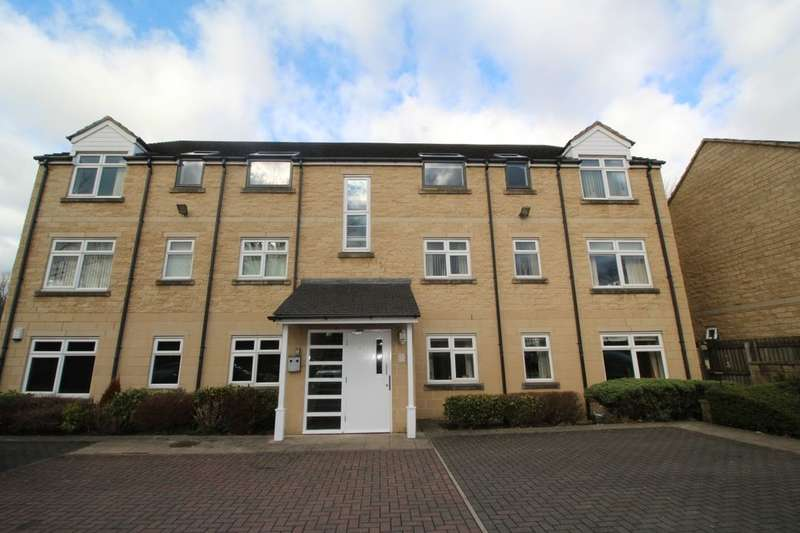 2 Bedrooms Flat for rent in The Plantations, Bradford, BD12