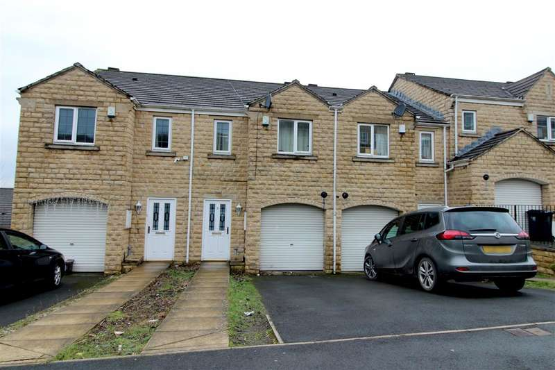 4 Bedrooms Town House for sale in Elderberry Drive, Siddal, Halifax