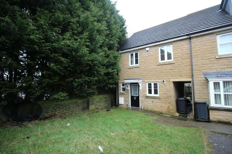 2 Bedrooms Property for sale in Yarn Close, Halifax, HX1