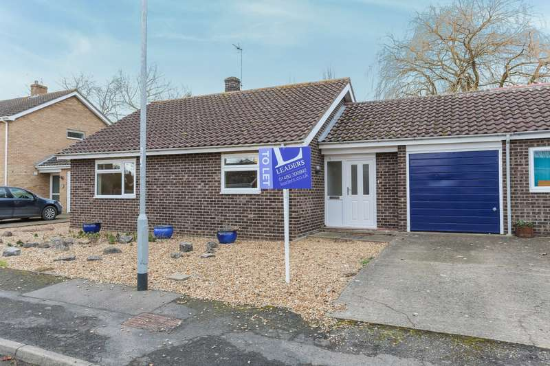 2 Bedrooms Bungalow for rent in Lady Walk, Longstanton