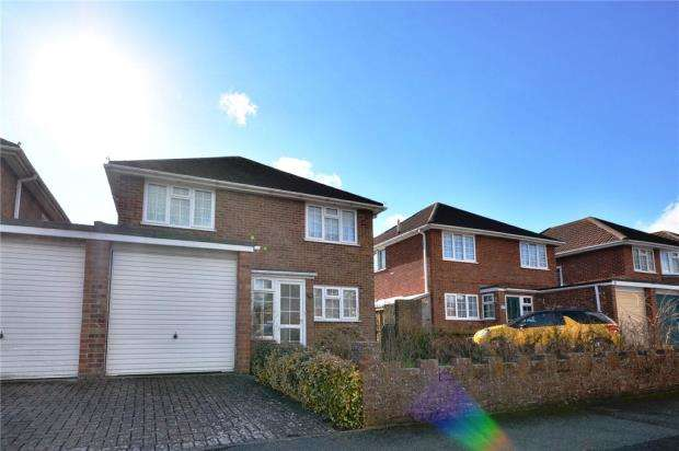 4 Bedrooms Detached House for sale in Cumberland Avenue, Basingstoke, Hampshire