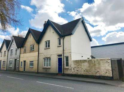 3 Bedrooms End Of Terrace House for sale in Feeder Road, Bristol