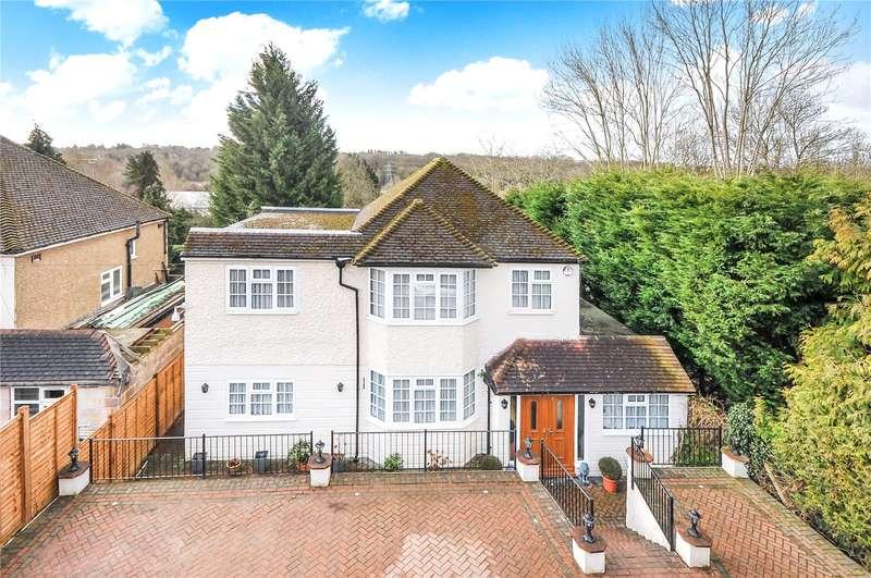 4 Bedrooms Detached House for sale in Middle Road, Denham, Buckinghamshire, UB9