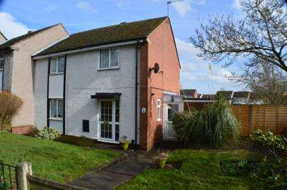 4 Bedrooms End Of Terrace House for sale in Purcell Avenue, Off Curborough Road, Lichfield, Staffordshire