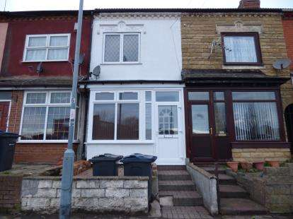 3 Bedrooms Terraced House for sale in Reddings Lane, Tyseley, Birmingham, West Midlands