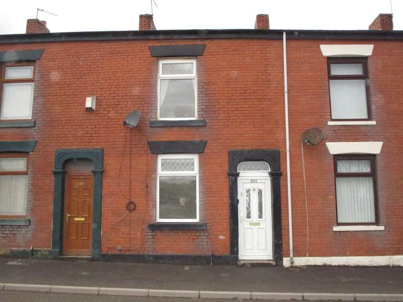 2 Bedrooms Terraced House for rent in Higginshaw Lane, Royton