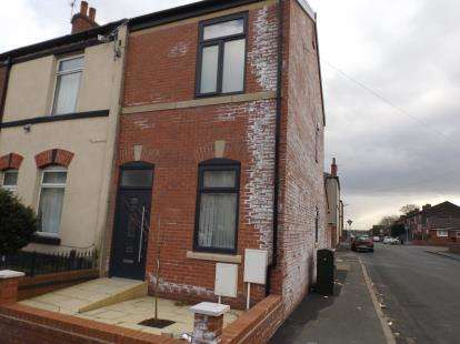 4 Bedrooms End Of Terrace House for sale in Nuttall Street, Bury, Greater Manchester, BL9