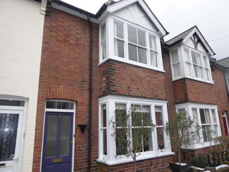 3 Bedrooms Semi Detached House for rent in Morris Road, Lewes