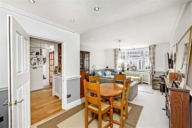 3 Bedrooms Flat for sale in Wyatt Park Road, London, London, SW2