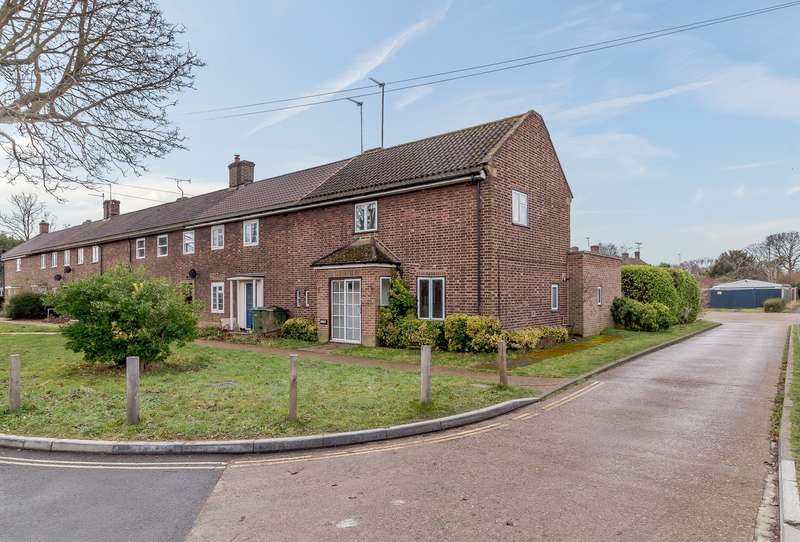 3 Bedrooms End Of Terrace House for sale in Esher