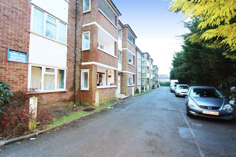 2 Bedrooms Flat for sale in Burlington Road, New Malden