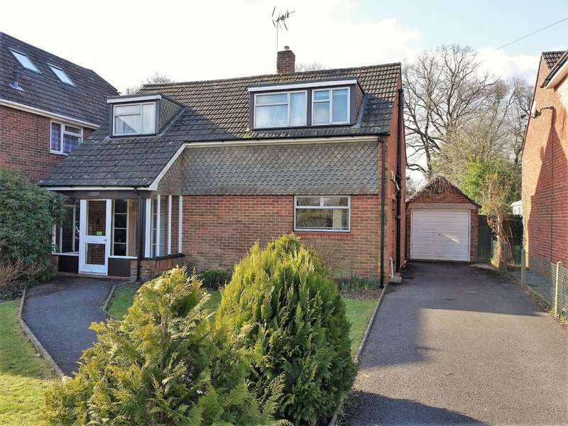 3 Bedrooms Detached House for sale in Peartree Road, Dibden Purlieu