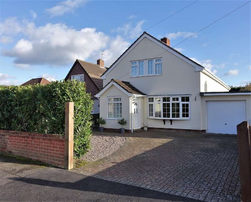 4 Bedrooms Detached House for sale in Butts Ash Avenue, Hythe