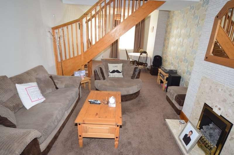 2 Bedrooms Terraced House for sale in Beech Street, Barrow-in-Furness, Cumbria, LA14 5EB