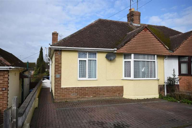 2 Bedrooms Bungalow for sale in Bryant Road, Kettering