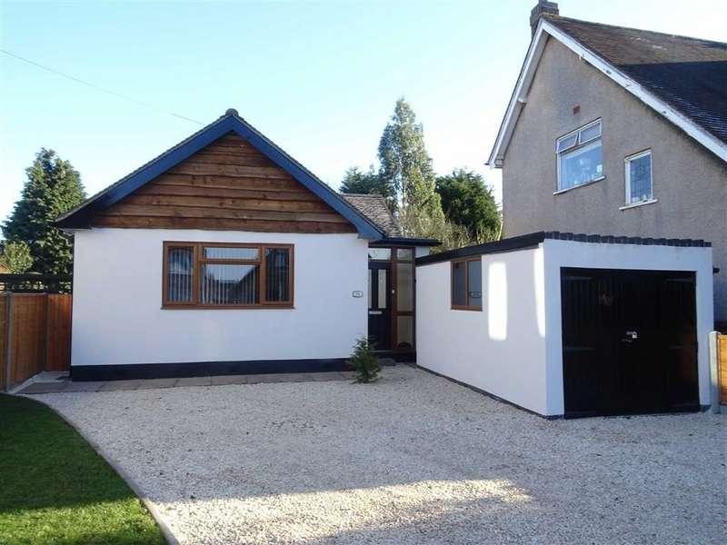 3 Bedrooms Detached Bungalow for sale in Hays Lane, Hinckley