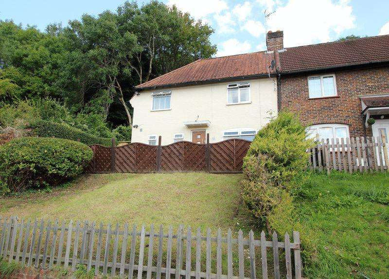 3 Bedrooms End Of Terrace House for sale in DOWNSWAY, WHYTELEAFE