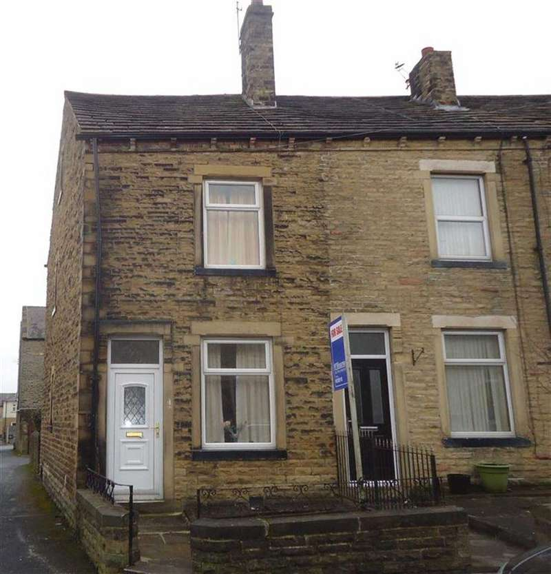 3 Bedrooms End Of Terrace House for sale in Hastings Place, Bradford, West Yorkshire, BD5