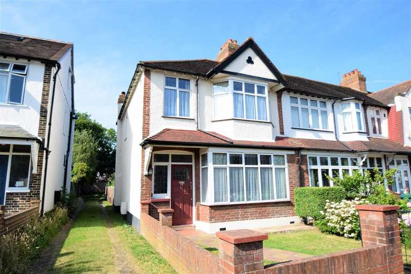 3 Bedrooms End Of Terrace House for sale in Derrick Road, Beckenham